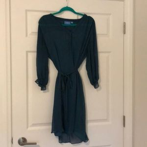 Dark green Simply Vera Vera Wang dress